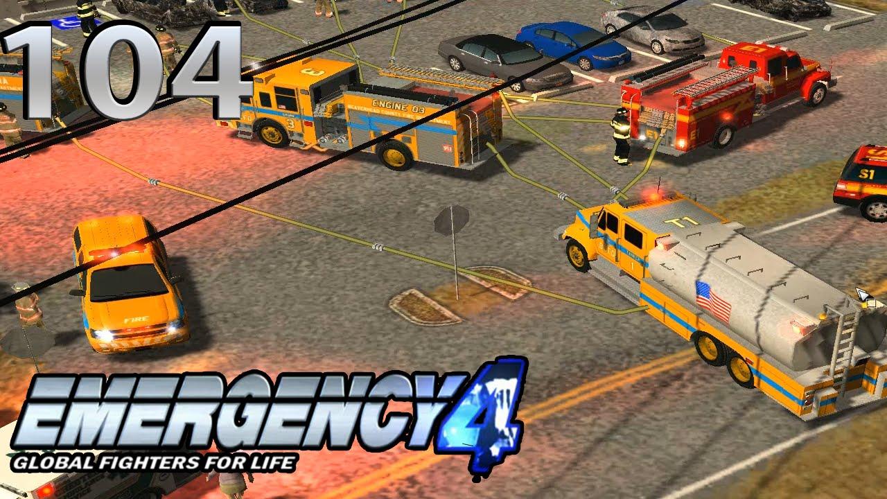 Emergency 4 | Episode 104| Montana Mod 2 0 1
