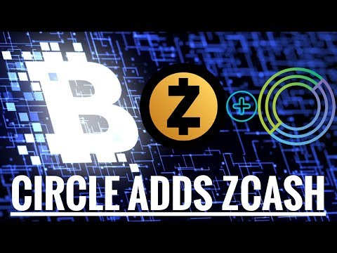 Zcash Added To Circle App