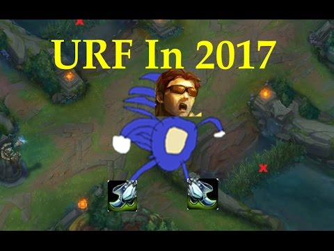 Urf  Build Jayce
