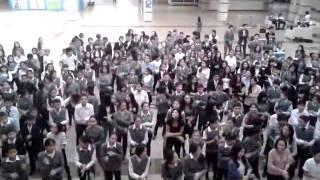 Динамичка в НИШ   Psy - Oppa Gangnam Style