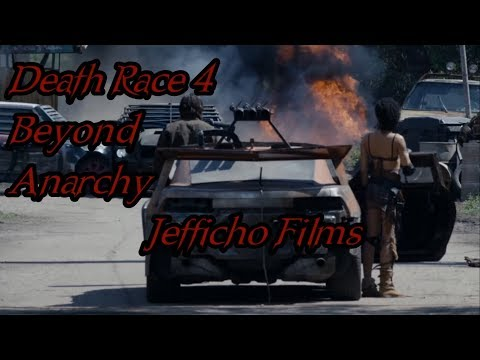 Death Race 4 Beyond Anarchy Review (Spoilers) Jefficho Films