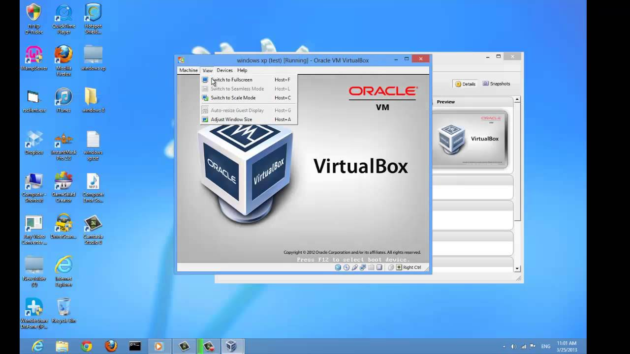 Windows xp vdi download virtualbox.