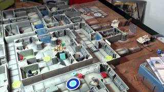 Gruntz 15mm SCIFI Game overview Part 1