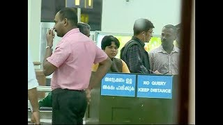 Trupti Desai reached Kochi to visit Sabarimala; BJP stages protest