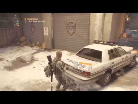 The Division ....One shot One kill