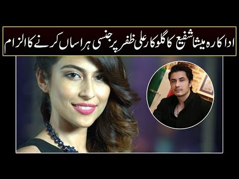 Meesha Shafi accuses Ali Zafar of sexual harassment