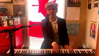 Cry Cry Cry - Coldplay   Piano & Vocal Cover by Jack Seabaugh