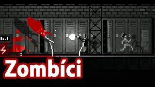 Ovládáme armádu zombíků - Zombie Night Terror [CZ / Česky]