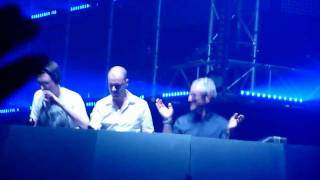 Trance Energy 2010: Above & Beyond playing Bart Claessen - Feels Like A Prayer & Elf