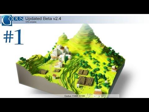 Godus 2.4 1(TimeLapse Game)