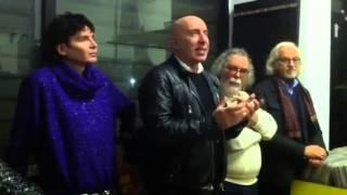 Lino Vairetti, Gianni Leone e Guido Bellachioma