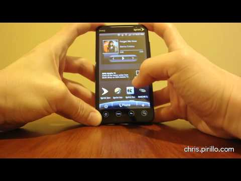 Evo 4G (from HTC & Sprint) - Initial Impressions of an Android Phone