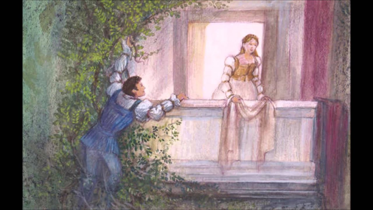 Pictures Of The Balcony Scene From The Tragedy Of Romeo And Juliet 87