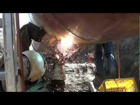 Pipeline Welding  -  42 Inch Tie-In