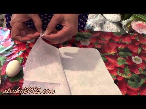 Покраска яиц на Пасху - как покрасить яйца к Пасхе (фото)