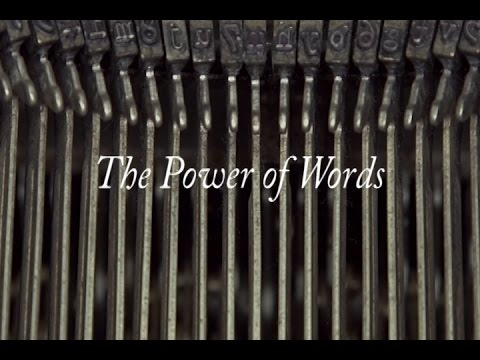 Motivational Video: The Power of Words