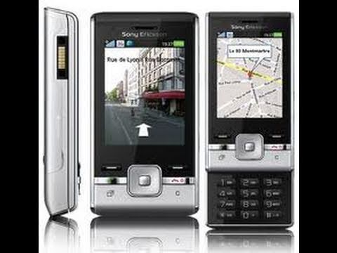 Sony Ericsson T715a Unboxing