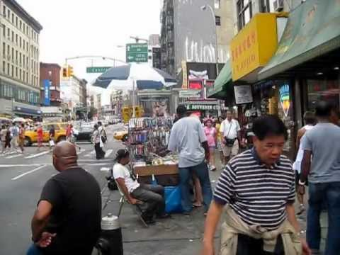 Canal Street Hustlers and Street Vendors