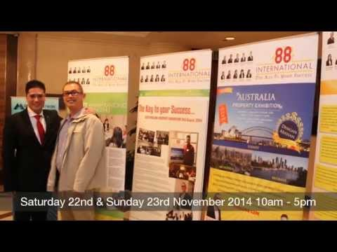88 INTERNATIONAL PTY LTD - AUSTRALIA PROPERTY EXHIBITION 2014, HILTON SYDNEY