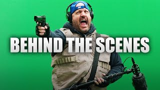 Behind the Scenes of My Short Films | Kevin James