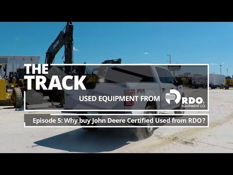Why Buy John Deere Certified Used Equipment For Sale From RDO Equipment Co.