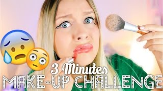 3 Minutes MAKE-UP CHALLENGE | Dagi Bee