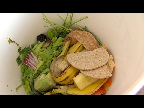 Food Waste Recycling at Farmers Insurance Open