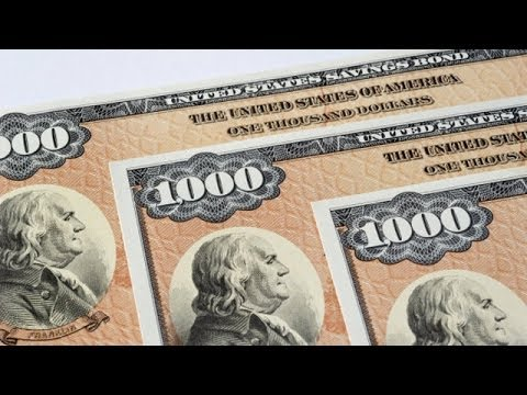 Rules For Co-Owner Named On A Savings Bond