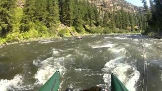 Pontoon Boats on the Wallowa and Grande Ronde Rivers