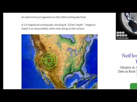 Earthquake Update: Mysterious Quake In Wyoming, Fault Found In Texas