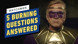 Watchmen HBO: 5 Burning Questions Answered
