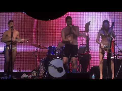 The Skivvies and Colin Donnell  Balls