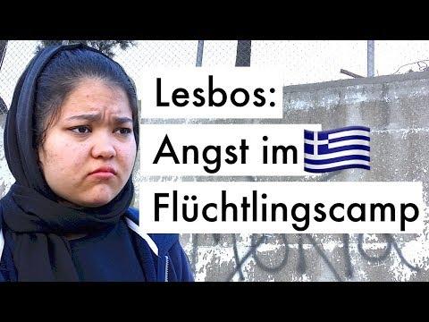 Flüchtlingscamp Moria auf Lesbos nach dem EU Türkei Deal / Doku: Wie geht es Griechenland heute?
