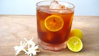 Lemon Iced Tea Recipe In Hindi - लेमन आइस टी By Sameer Goyal @ Jaipurthepinkcity.com