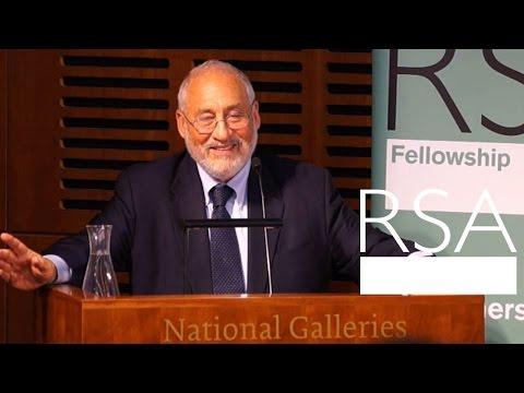 Joseph Stiglitz: The 2014 RSA Scotland Angus Millar Lecture