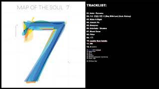 Baixar 【FULL TRACKLIST】BTS (방탄소년단) MAP OF THE SOUL : 7