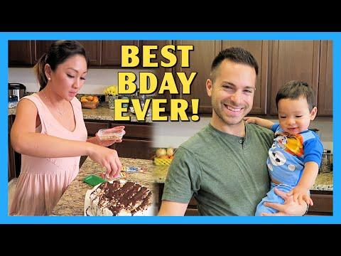 Best Birthday Ever! AprilJustinTV