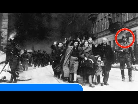 25 SHOCKING Historical Photos of the Warsaw Ghetto Uprising in 1943