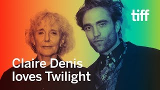 Claire Denis fell in love with Robert Pattinson because of… Twilight | TIFF 2019