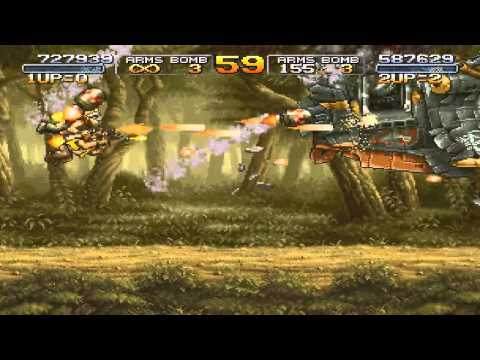 Lets Play For A Long Time! Metal Slug 3 (Merry Christmas!)