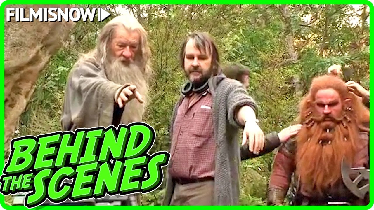 THE HOBBIT: AN UNEXPECTED JOURNEY (2012) | Behind The Scenes of Peter Jackson Movie
