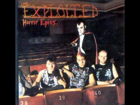 The Exploited - Horror Epics (FULL ALBUM)