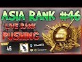 🔴ROAD TO ASIA RANK #1 with desiKATTA | LIVE RANK PUSH | CONQUEROR GAMEPLAY! PUBG MOBILE
