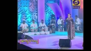 Kuttalam kuravanji light music by Preetha PV