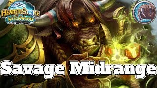 Midrange Druid Witchwood | Hearthstone Guide How To Play