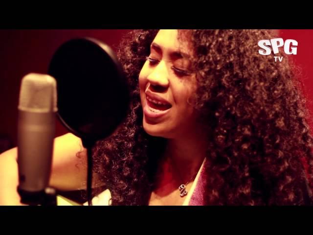 Gnarls Barkley - Crazy cover by Aymber | SPGTV