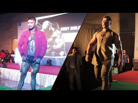 First Ever Bodybuilding Ramp Show in Bangladesh!