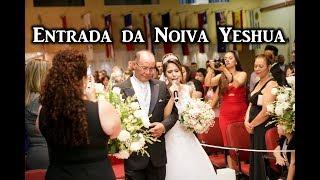 Download lagu Noiva entra cantando Yeshua MP3
