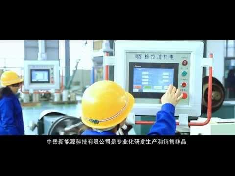 CAETG [中岳科技] - China Alternative Energy Technology Group
