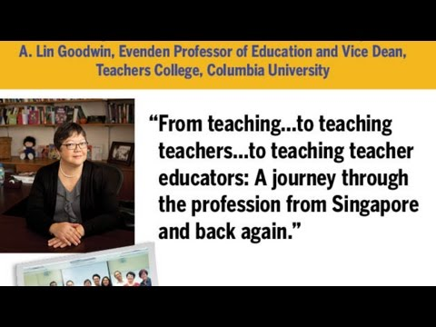 From teaching...to teaching teachers...to teaching teacher educators